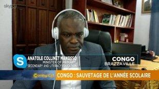 Congo : sauvetage de l'année scolaire et académique