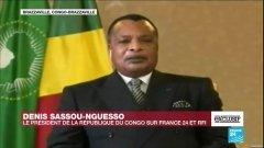 """Denis Sassou-Nguesso : """"Nous avons observé une remontée de l'épidémie de Covid-19 au Congo"""""""